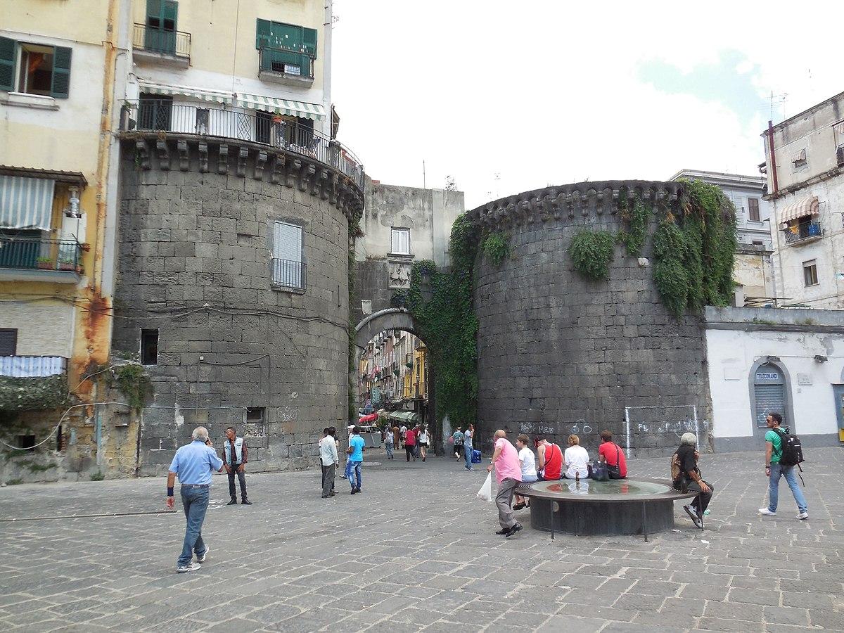 Porta nolana wikipedia - Mercato di porta nolana ...