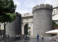 Porta Capuana - Naples 2013-05-16 10-19-01 DxO