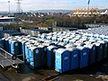 Portable toilets in Elliott Loohire depot - geograph.org.uk - 978590.jpg