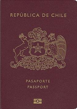 Pasaporte Chileno Wikipedia La Enciclopedia Libre