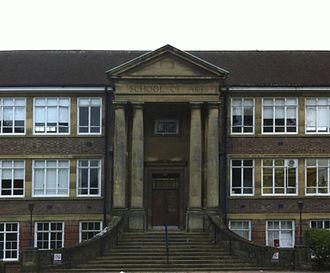 Guildford School of Art - Portal of Guildford School of Art