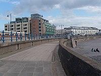 Porthcawl promenade (2) - geograph.org.uk - 1490500.jpg