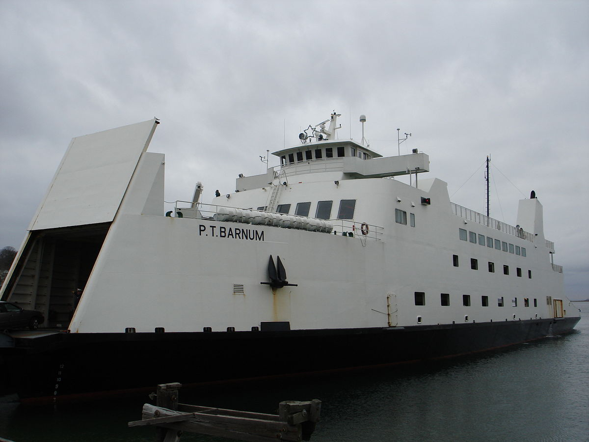 Bridgeport & Port Jefferson Ferry - Wikipedia
