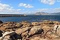 Porto de Portocubelo e montes do Pindo. Lira. Carnota. Galiza LI05.jpg