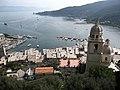 Portovenere harbour, Portovenere SP, Liguria, Italy - panoramio.jpg