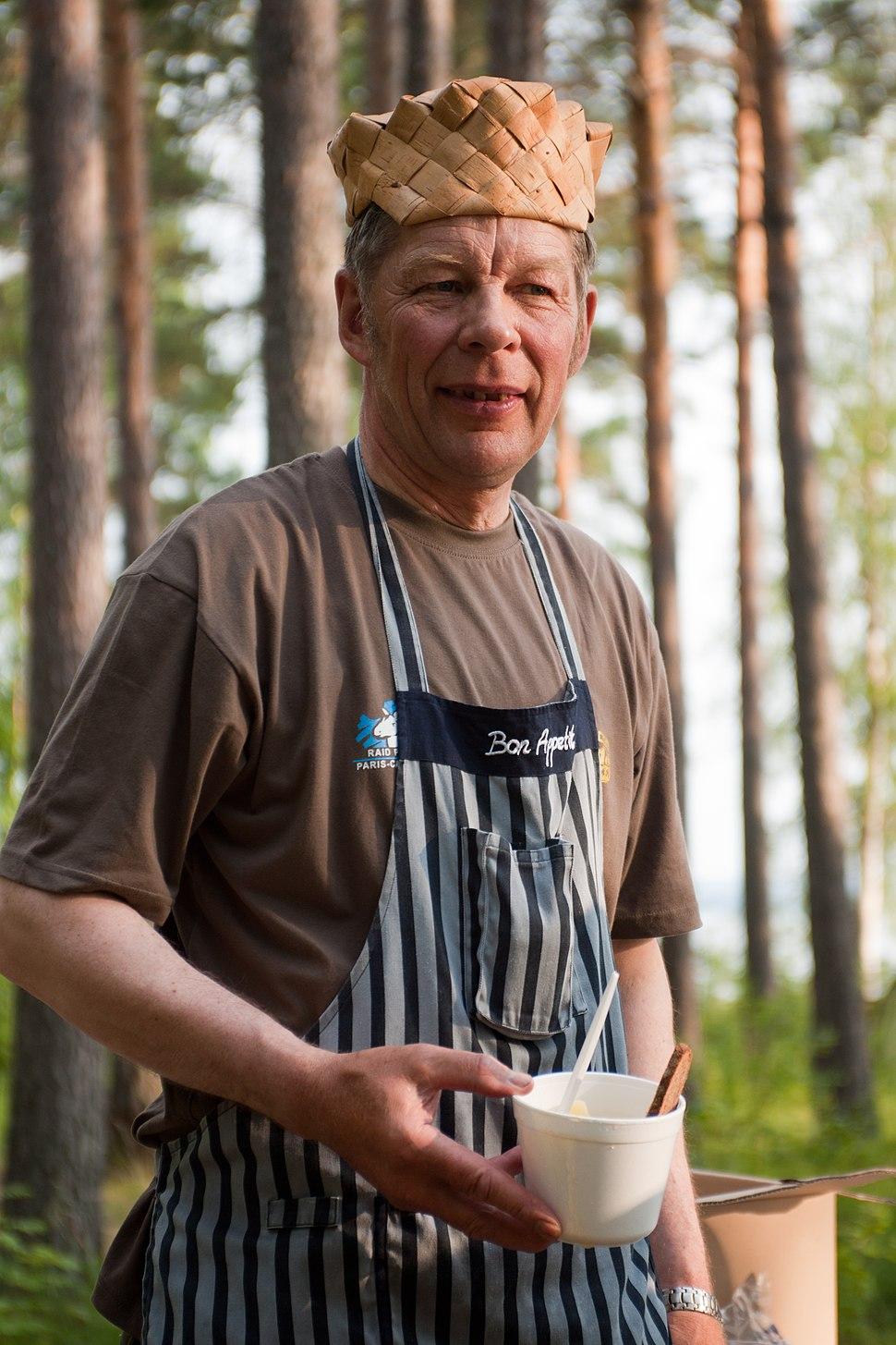 Portrait, Hankasalmi