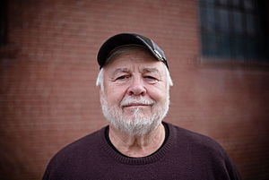 Donald Shebib - Image: Portrait of Donald Shebib