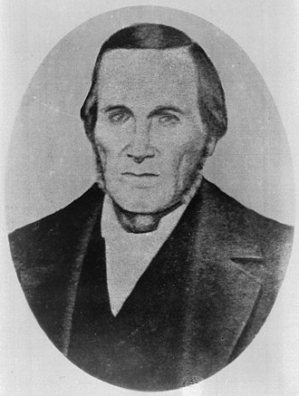 William Wolfskill - Portrait c. 1831