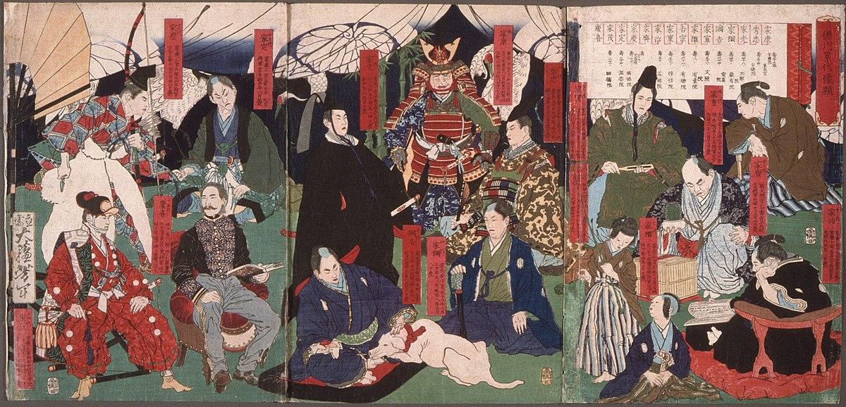 徳川 二 代目 「徳川秀忠」徳川家康の三男がなぜ江戸幕府二代目将軍になれたのか