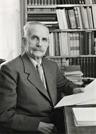 Kristofer Uppdal - Kristofer Uppdal in 1958