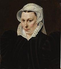 Portrait of Magdalena Plantin
