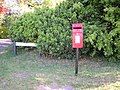 Post Box, St Austins Grove, Sheringham, 16 05 2010.JPG