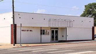 Poteet, Texas - Poteet City Hall