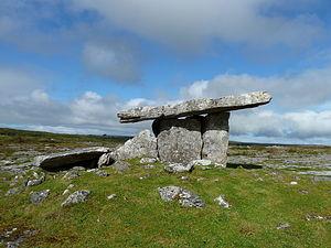 Poulnabrone dolmen - Poulnabrone dolmen