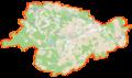 Powiat świebodziński location map.png
