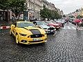 Prag, Wenzelsplatz, Ford Mustang -- 2019 -- 101913.jpg