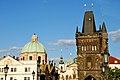 Praga - Ponte Karl - Parte Est - panoramio.jpg