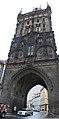 Praga - Torre da polvora - Torre de la polvora - Powder tower - Prašná brána - 02.jpg