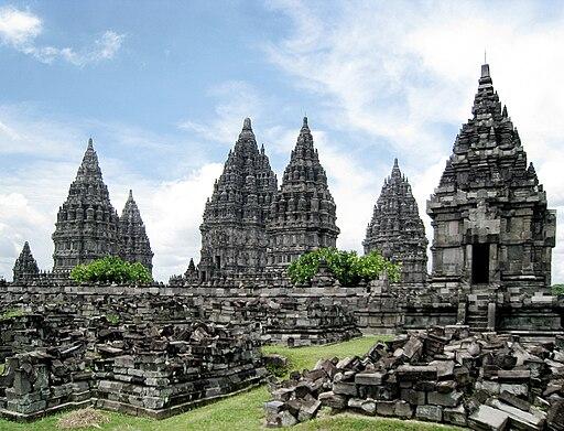 Prambanan Complex 1