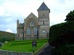 Kerrykeel - Image: Presbyterian Church in Ireland, Kerrykeel geograph.org.uk 910413