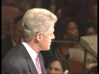 File:President Clinton speaking at the UN (1996).webm