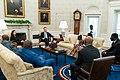 President Joe Biden meets with the family of George Floyd.jpg