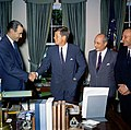 President John F. Kennedy Meets with Officials from Argentina 01.jpg