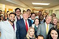 President Trump and the First Lady in El Paso, Texas (48487855066).jpg