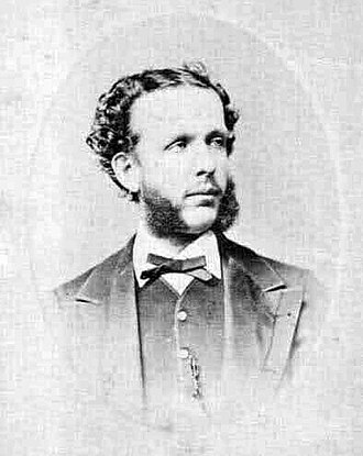 Prince Louis, Count of Trani - Image: Prince Louis of the Two Sicilies, Count of Trani circa 1870 (anonymous photographer)