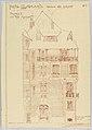 Print, No. 7, Facade Elevation of Hotel Guimard, 122 Rue Mozart, Paris, ca. 1910 (CH 18411089-2).jpg