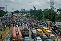 Protesters at the endSARS protest in Lagos, Nigeria 83.jpg