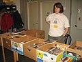 Proudly peddling books (Swecon 2008).jpg