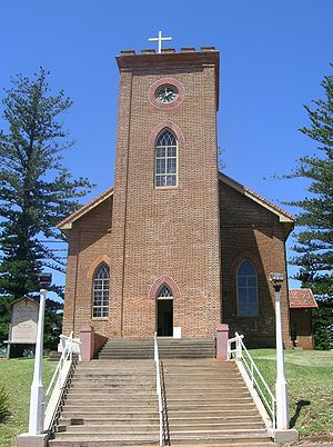 Port Macquarie - St Thomas' Anglican Church