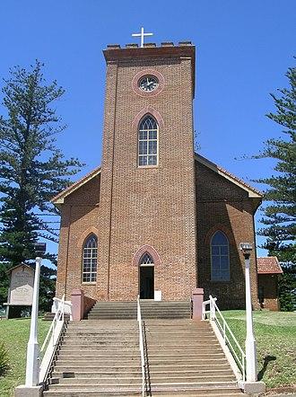 Port Macquarie - St Thomas' Anglican Church