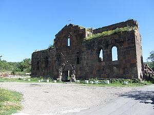 Ptghnavank - Image: Ptghnavank monastery 1