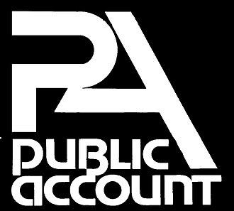 Public Account - Image: Public Account logo