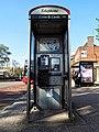 Public telephone during Covid-19 pandemic, High Road, Tottenham London England 2.jpg