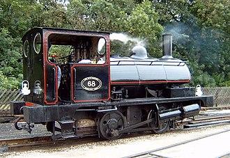 L&YR Class 21 - 68 in 2004.