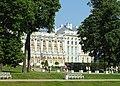Pushkin Catherine Palace SE facade as seen from gardens 01.jpg