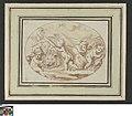 Putti met een leeuw en een duif, 1710 - 1793, Groeningemuseum, 0041521000.jpg