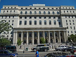 Queens County Courthouse by David Shankbone