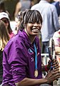 Queensland Netball Firebirds parade day-32 (19901147986).jpg