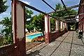 Quinta das Vinhas ^ Cottages, Estreito da Calheta, Madeira, Portugal, 27 June 2011 - Main house area and pool - panoramio (1).jpg