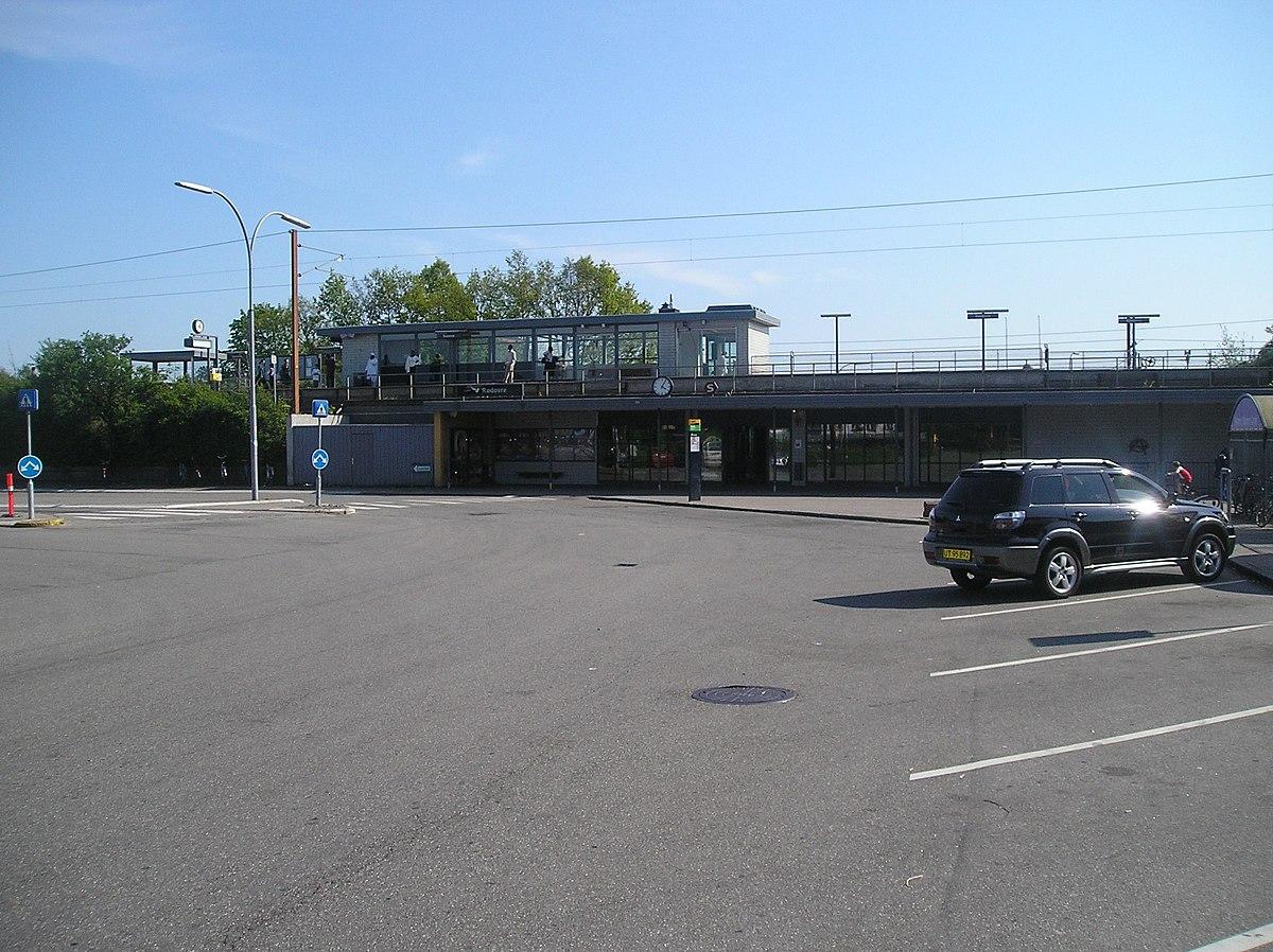 parkering vanløse station