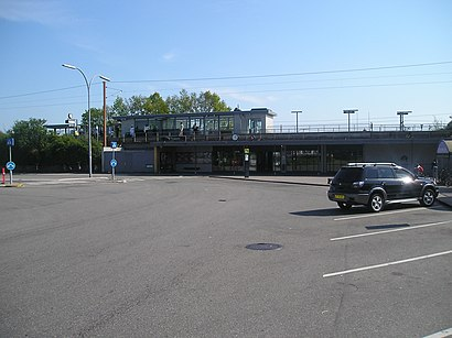 How to get to Rødovre St. with public transit - About the place