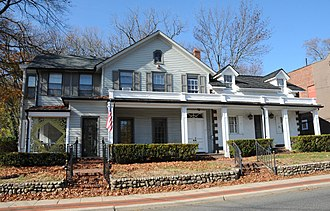 Rathbone-Zabriskie House - Image: RATHBONE ZABRISKE HOUSE, RIDGEWOOD, BERGEN COUNTY
