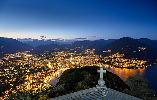 RB 20190713 Lugano Nacht