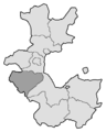 RB Minden 1911-1947 Kreiseinteilung Wiedenbrueck.png