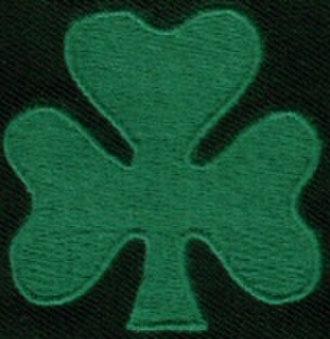 Royal Irish Regiment (1992) - Image: RIRISH TRF small
