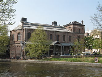Paradiso (Amsterdam) - Image: RM6400 Amsterdam Weteringschans 6